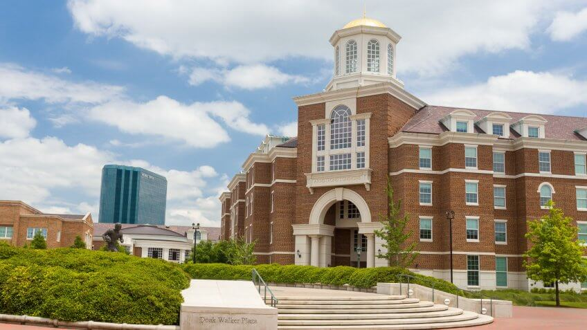 Southern Methodist University Texas