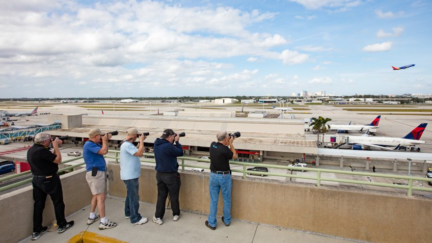 Fort-Lauderdale-Hollywood-International-Airport-FLL-Florida Hibi