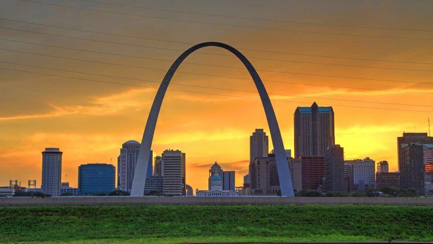 St-Louis-Missouri