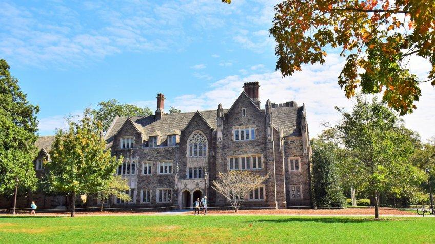 Duke-University-North-Carolina