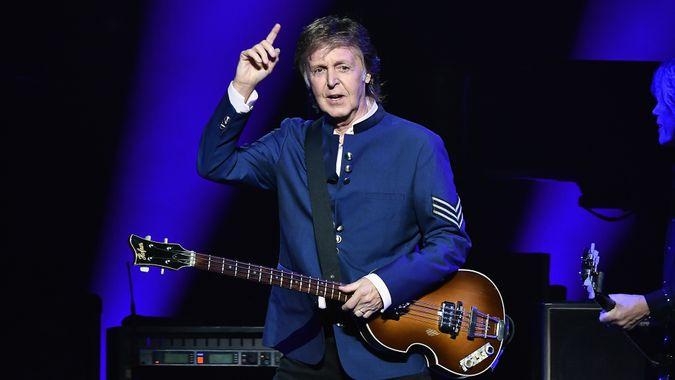 Paul McCartney net worth
