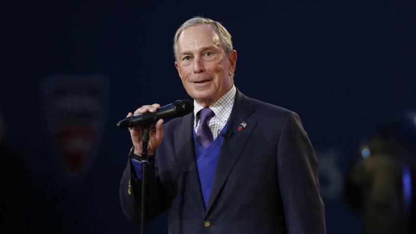 Michael-Bloomberg net worth