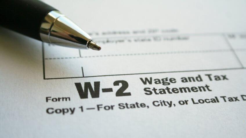 W-2 Form