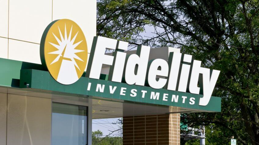 Fidelity Investments Charitable Gift Fund