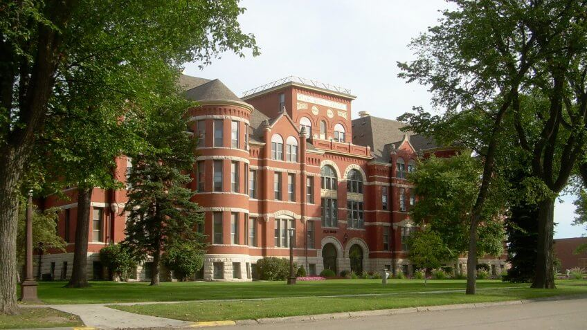 Mayville State University North Dakota