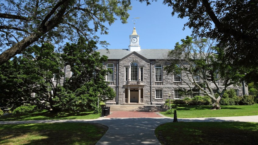 The University of Rhode Island (URI) is the principal public research university in the U.