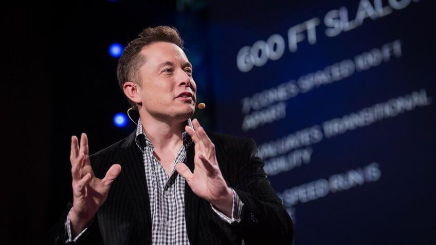 Elon-Musk-Tesla