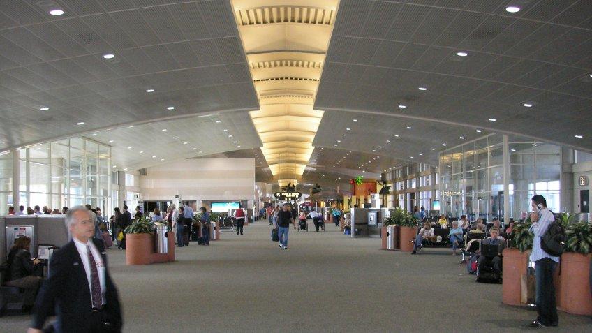 Tampa International Airport TPA Florida