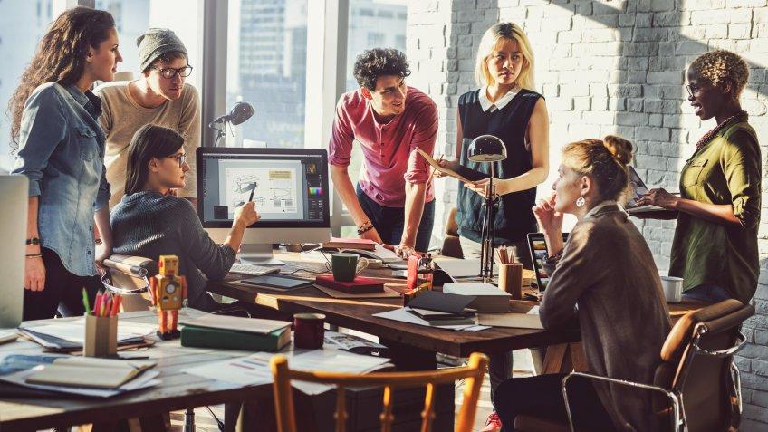 social-work-environment