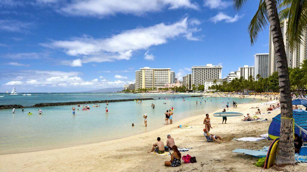 Hawaii-Honolulu