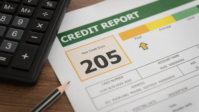 poor-credit-score