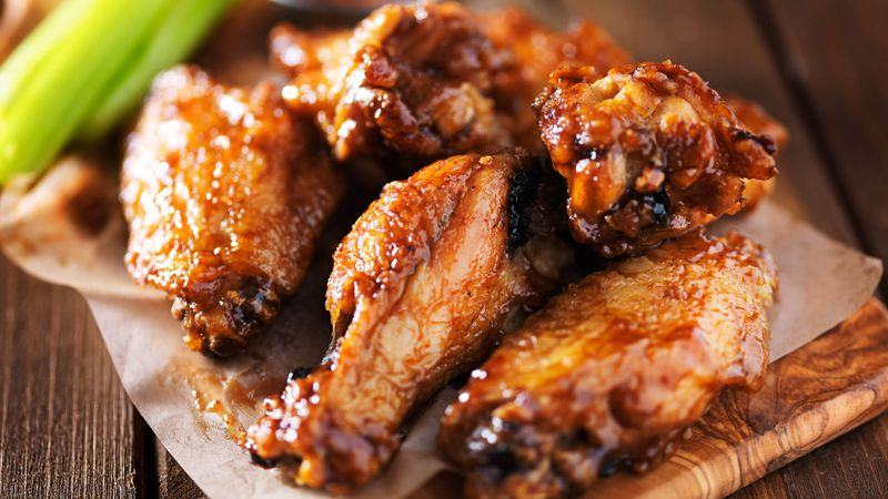 sticky-wings