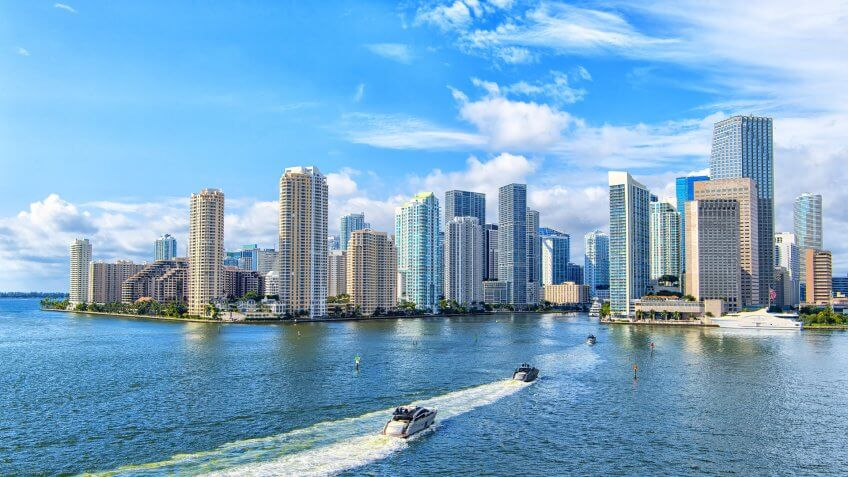 11716, Cities, Horizontal, Miami - Florida, US, USA, United States, america