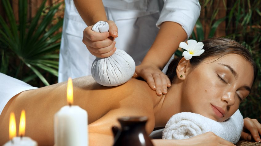 Ayurveda healer