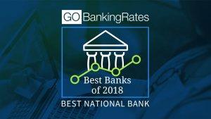 Best National Bank of 2018: TD Bank