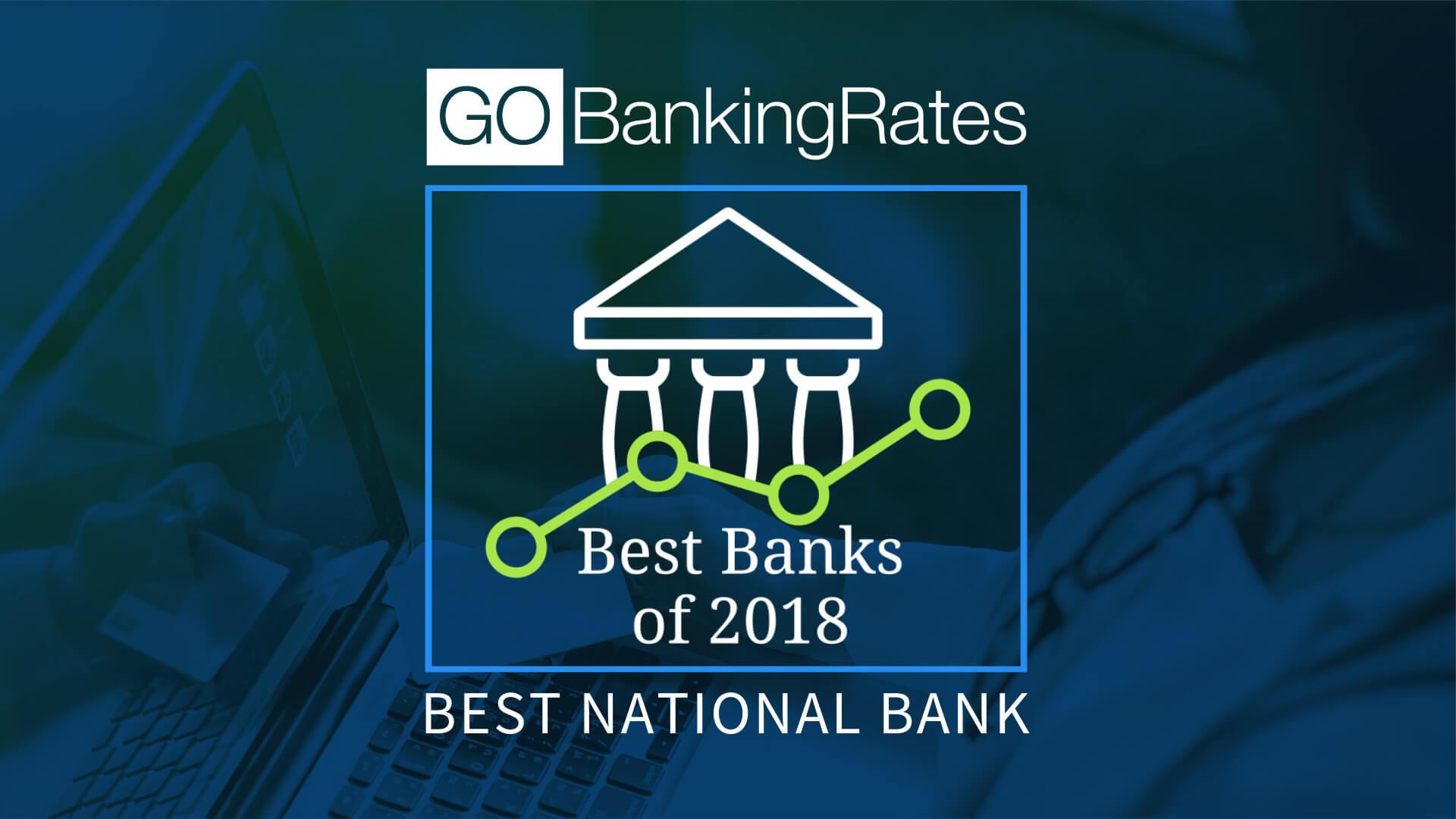Best National Bank Of 2018 Td Bank Gobankingrates