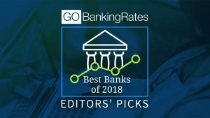 Best Banks of 2018: Editors' Picks