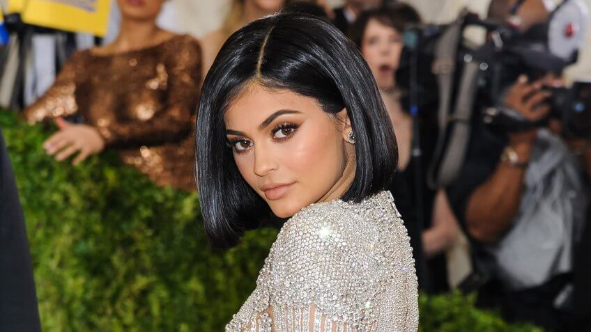 May 2, 2016 - New York, New York - Kylie Jenner attends the Metropolitan Museum of Art Costume Institute Gala, Manus x Machina: Fashion in an Age of Technology.