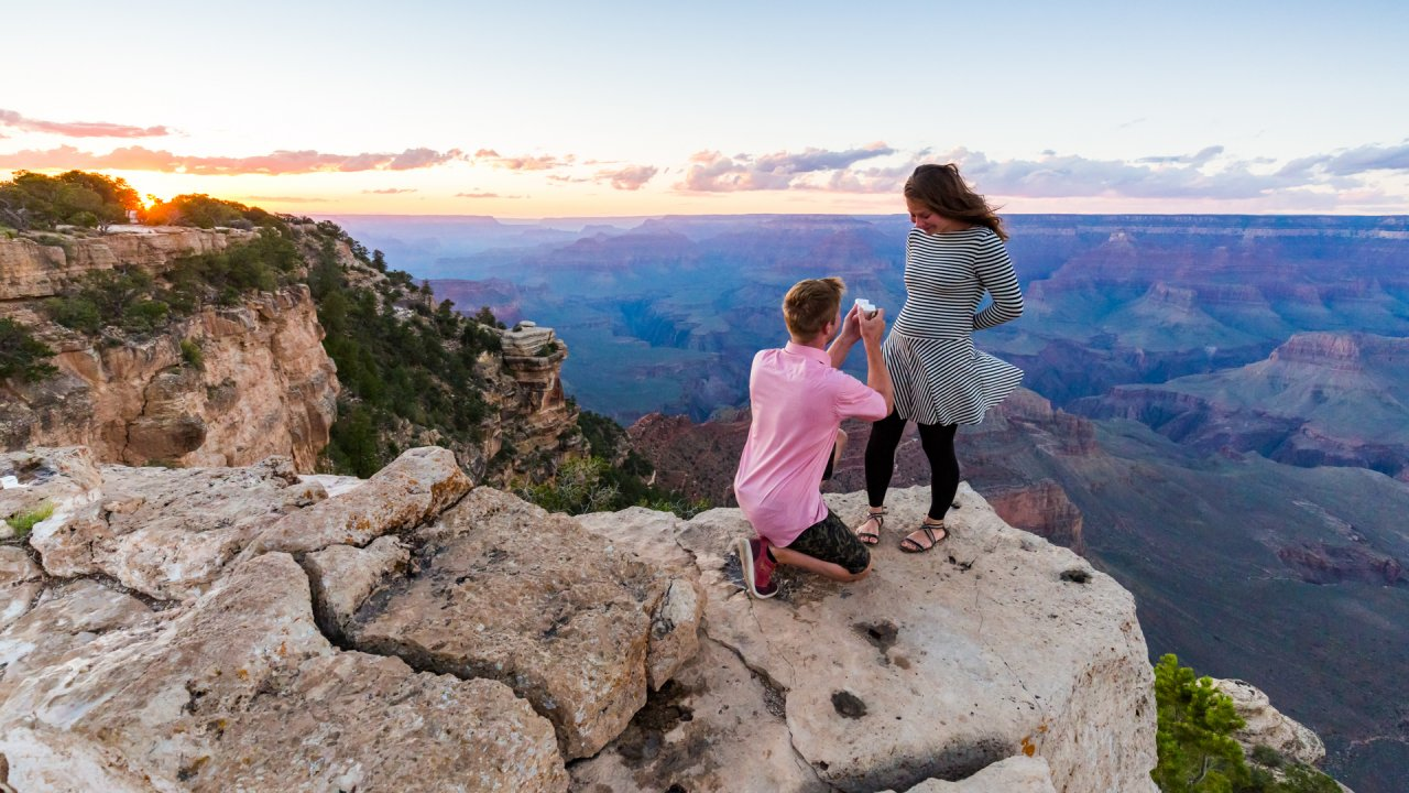 Most Scenic Proposal Spots in Every State