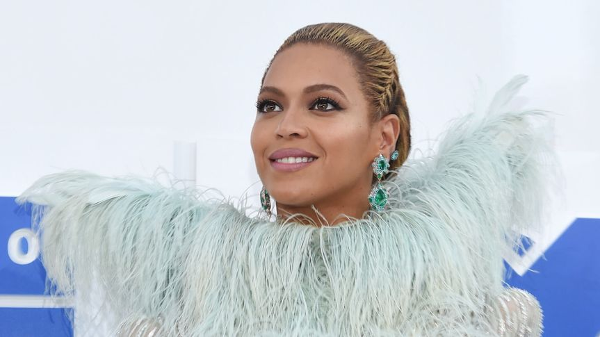 11843, 2016 in New York City.  (Photo by Larry Busacca/Getty Images), BEYONCE, NY - AUGUST 28:  Beyonce attends the 2016 MTV Video Music Awards, New York, VMA, VMAS