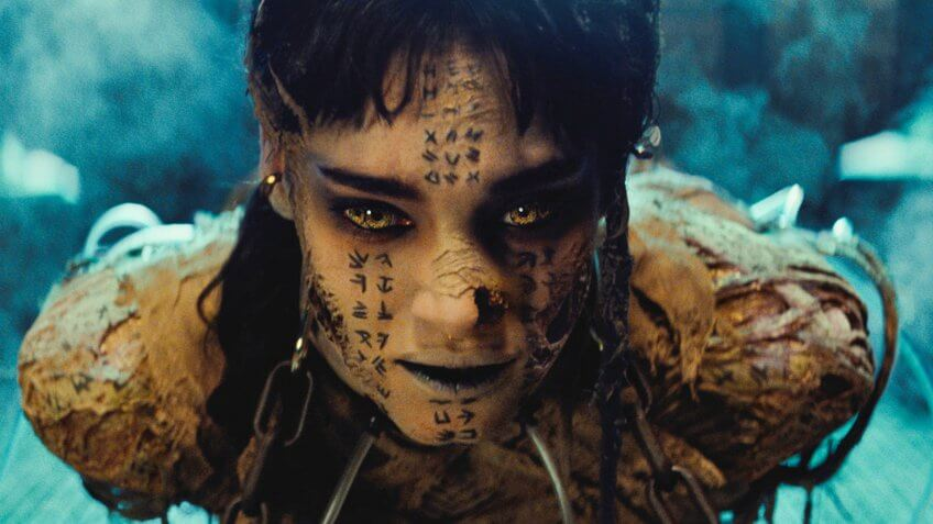 "SOFIA BOUTELLA as Ahmanet in a spectacular, all-new cinematic version of the legend that has fascinated cultures all over the world since the dawn of civilization: ""The Mummy."