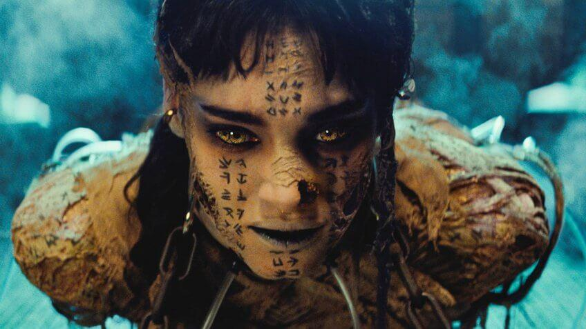 """SOFIA BOUTELLA as Ahmanet in a spectacular, all-new cinematic version of the legend that has fascinated cultures all over the world since the dawn of civilization: """"The Mummy."""