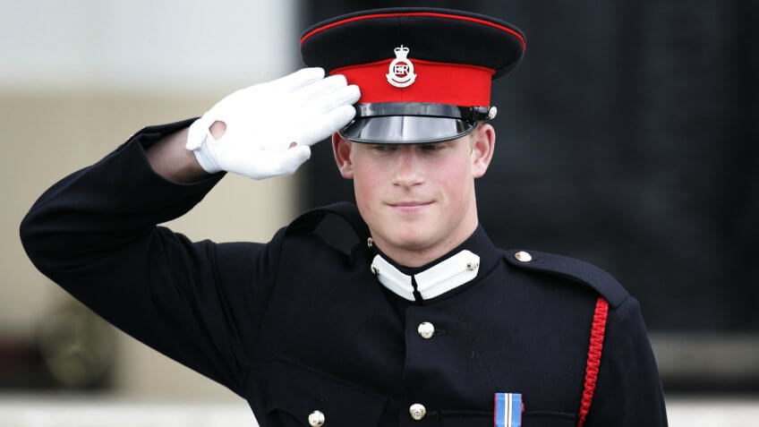 Mandatory Credit: Photo by LEFTERIS PITARAKIS/AP/REX/Shutterstock (7084106a)Prince Harry Some think it's a sensible judgment that should have been made long ago.