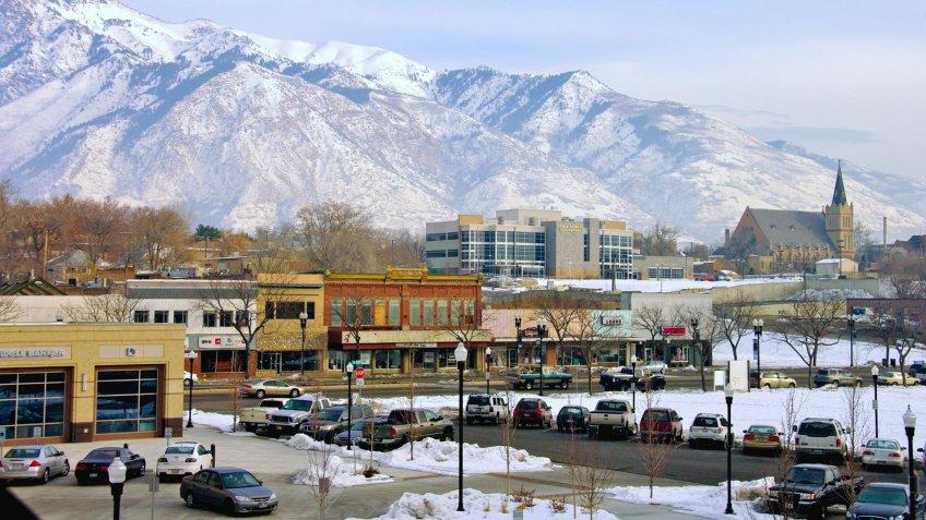 Cities, Ogden, Utah