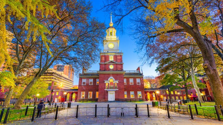Cities, Independence Hall, Pennsylvania, Philadelphia