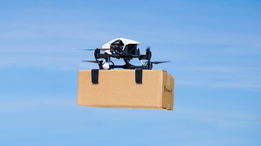 drone delivery service