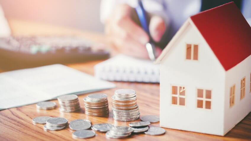 Save money for home cost.