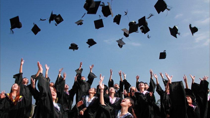 graduates, graudation