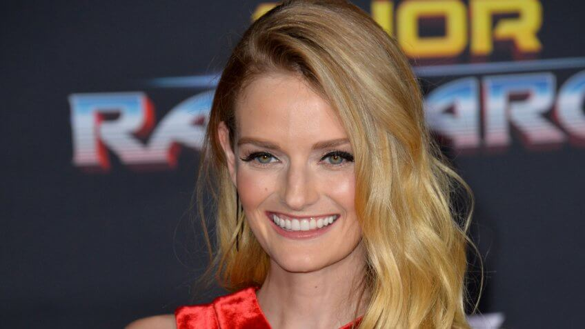 Lydia Hearst-Shaw Net Worth