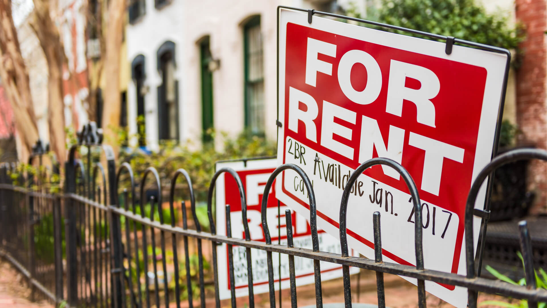 for rent, rent, rental
