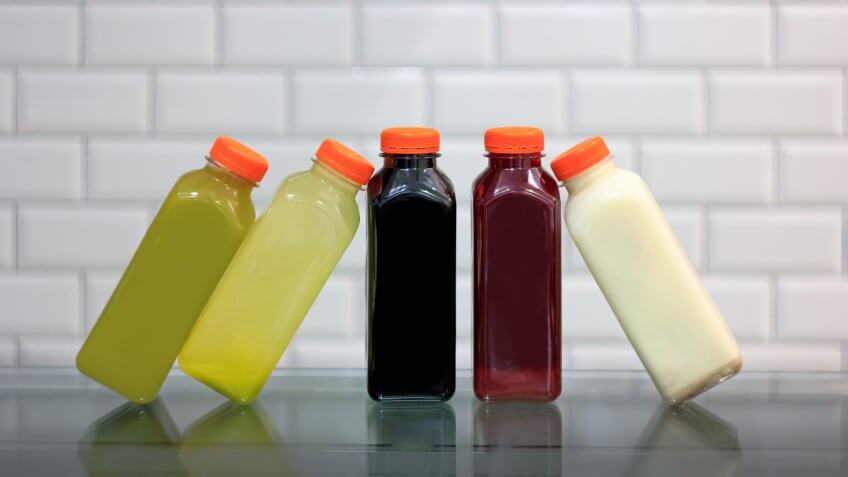 Healthy, diet, drinks, juices, non-alcoholic