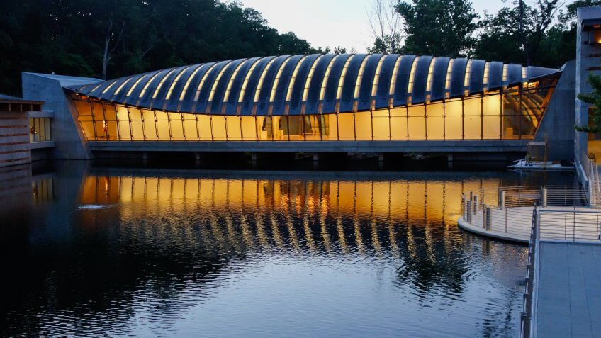 Arkansas, Crystal Bridges Museum of American Art, Travel, destinations, hidden gems, travel destination