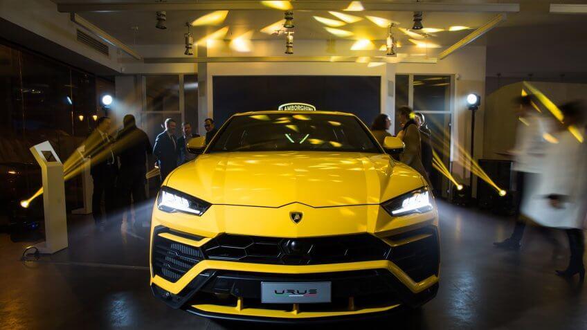 Lamborghini, Lamborghini Urus, automobiles, cars, luxury, vehicles