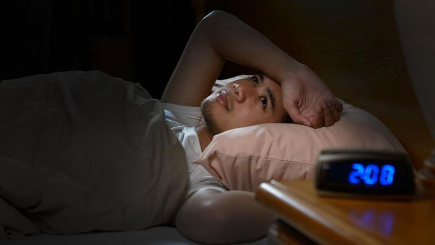 bed, insomnia, sleep