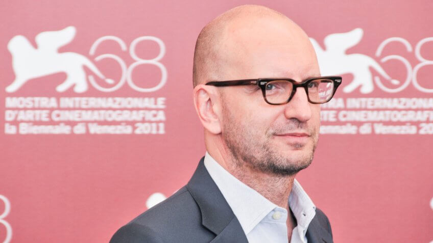 VENICE - SEPTEMBER 3: Actor Steven Soderbergh poses at photocall during the 68th Venice Film Festival at Palazzo del Cinema in Venice, September 3, 2011 in Venice, Italy.