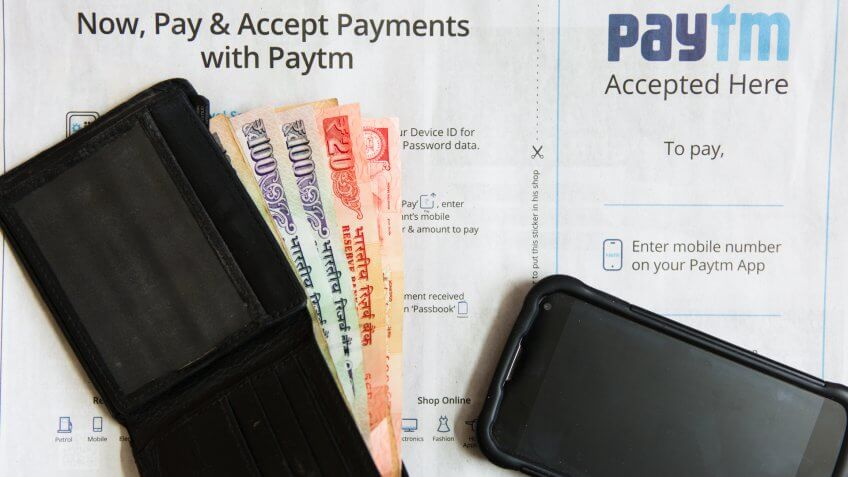Payments with Paytm