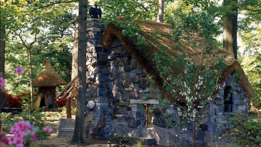 Delaware, Travel, Winterthur Fairie Cottage, destinations, hidden gems, travel destination