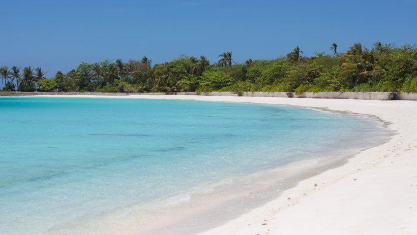 Amanpulo, BEACHES, Pamalican Island, Philippines, resort