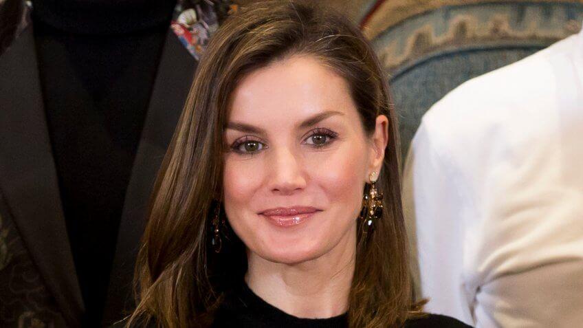 Queen Letizia Ortiz of Spain