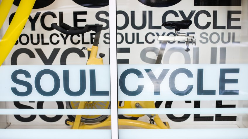 Soul Cycle store front
