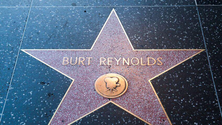 Burt Reynolds Net Worth On His 81st Birthday Gobankingrates