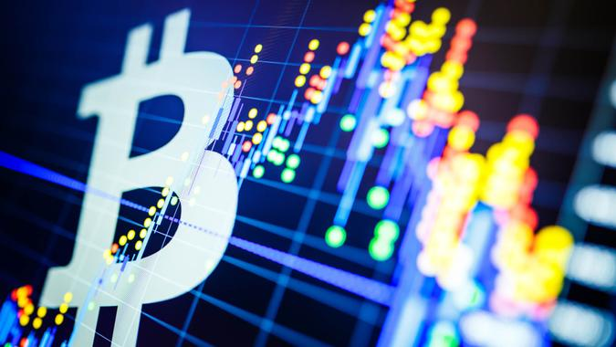 bitcoin-cryptocurrency-data-analyzing-exchange-stock-market, blockchain