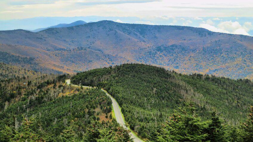 Yancey-County-North-Carolina
