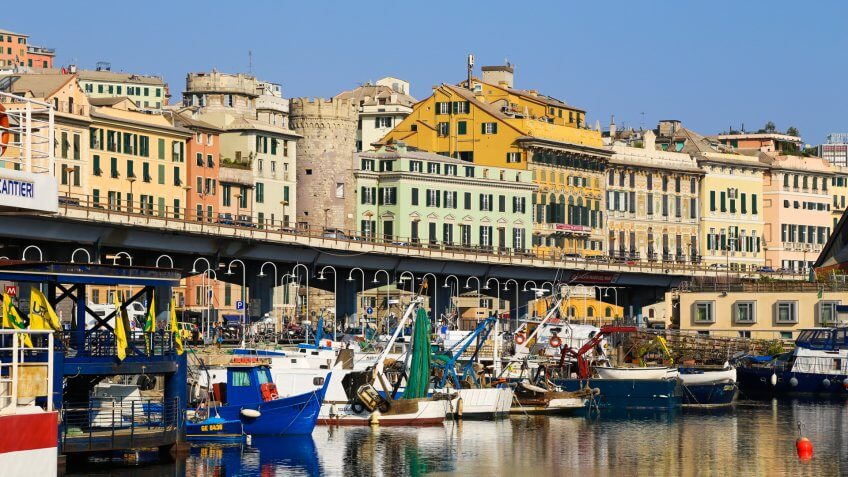 Genoa, Italy, Travel