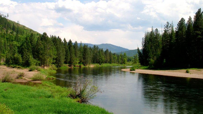 Idaho, Lake Coeur d'Alene, Travel, destinations, hidden gems, travel destination