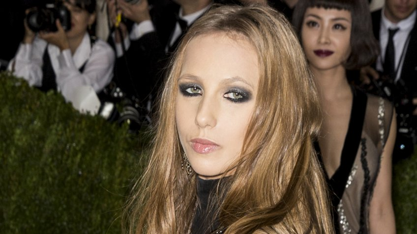 Allegra Versace Beck Net Worth